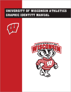 Cover of UW Athletics Graphic Identity Manual